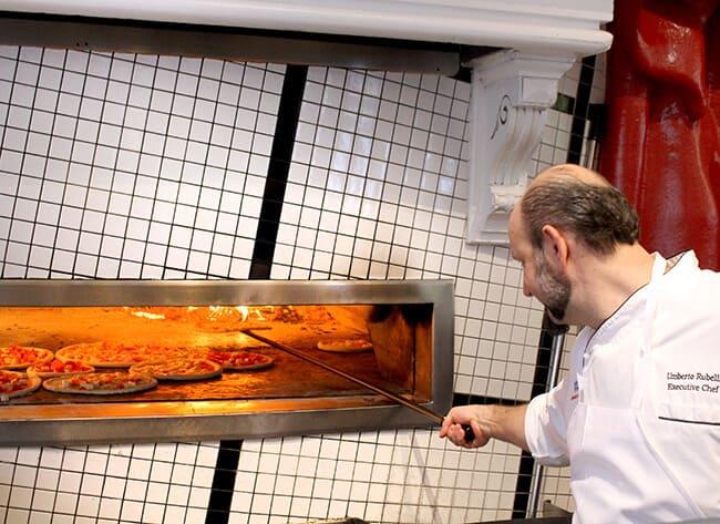 Naples Ristorante Pizza Oven
