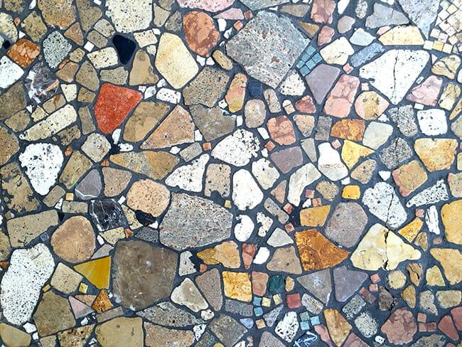 Naples Ristorante Stone tile
