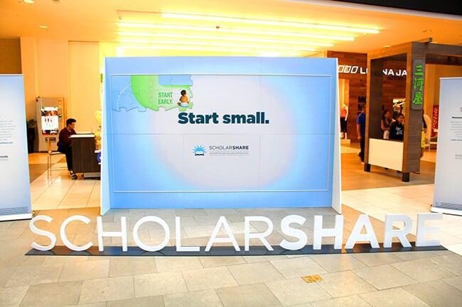 ScholarShare Westfield Mall