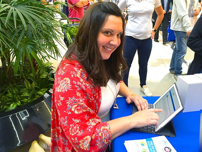 Signing up for Scholarshare
