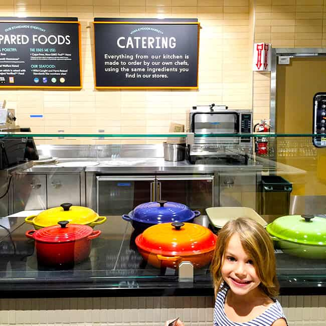 Whole Foods Market Brea Catering