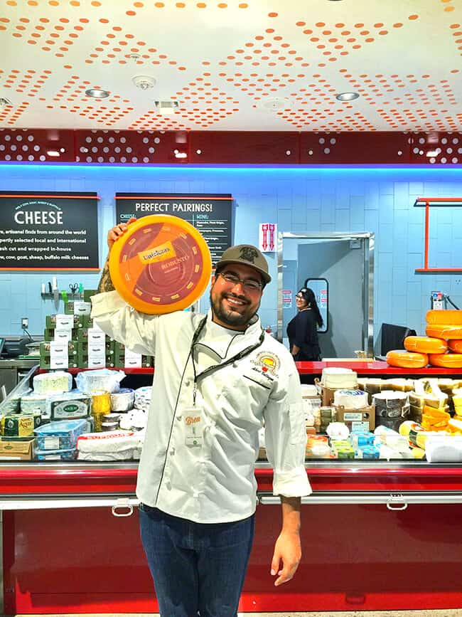 Whole Foods Market Brea Cheese