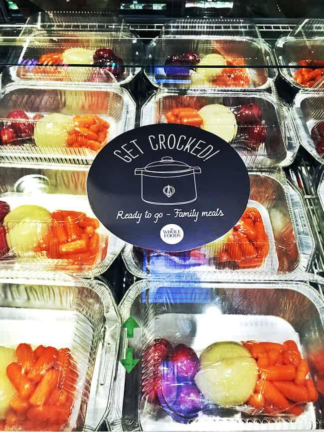 Whole Foods Market Brea Crock Pot Meals
