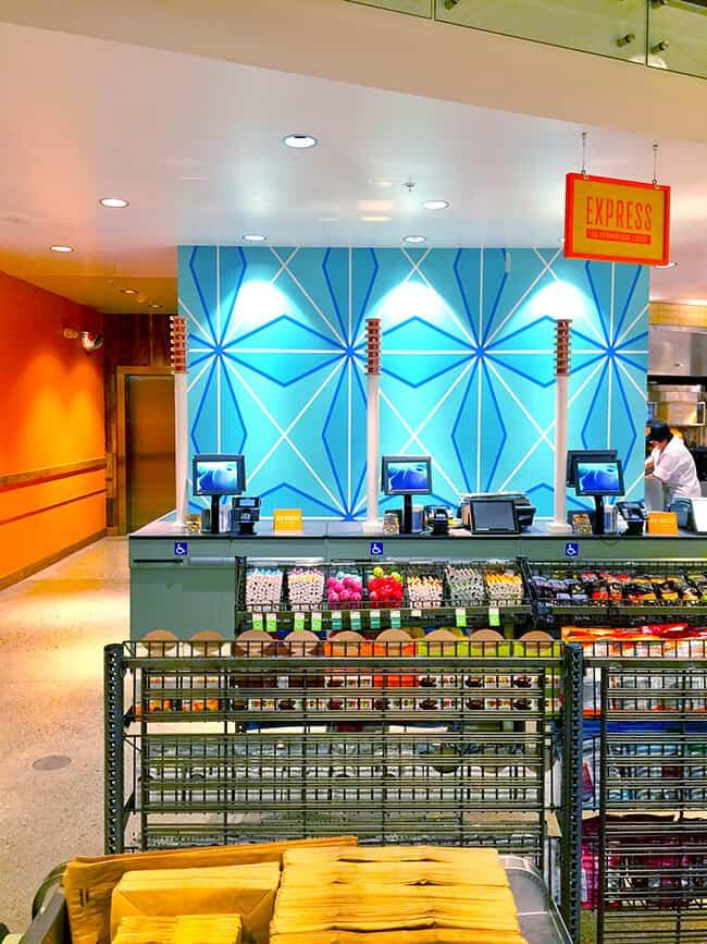 Whole Foods Market Brea Decor