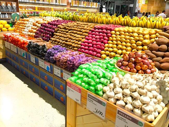 Whole Foods Market Brea Fresh Produce
