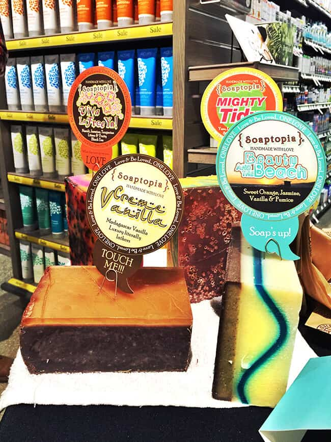 Whole Foods Market Brea Natural Soaps