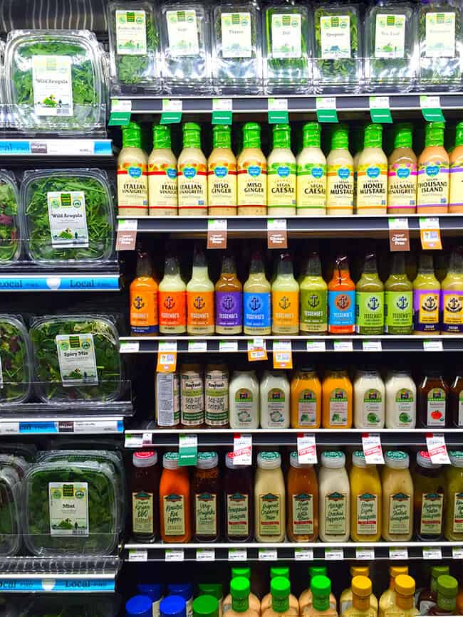 Whole Foods Market Brea Salad
