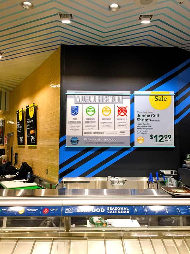 Whole Foods Market Brea Seafood