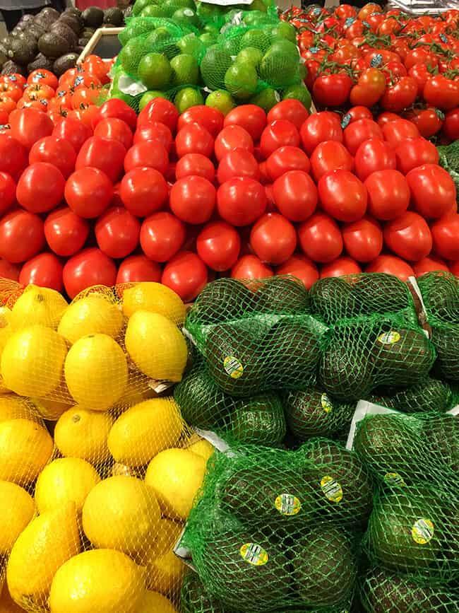Whole Foods Market Brea Vegetables