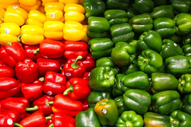 ALDI Vegetables