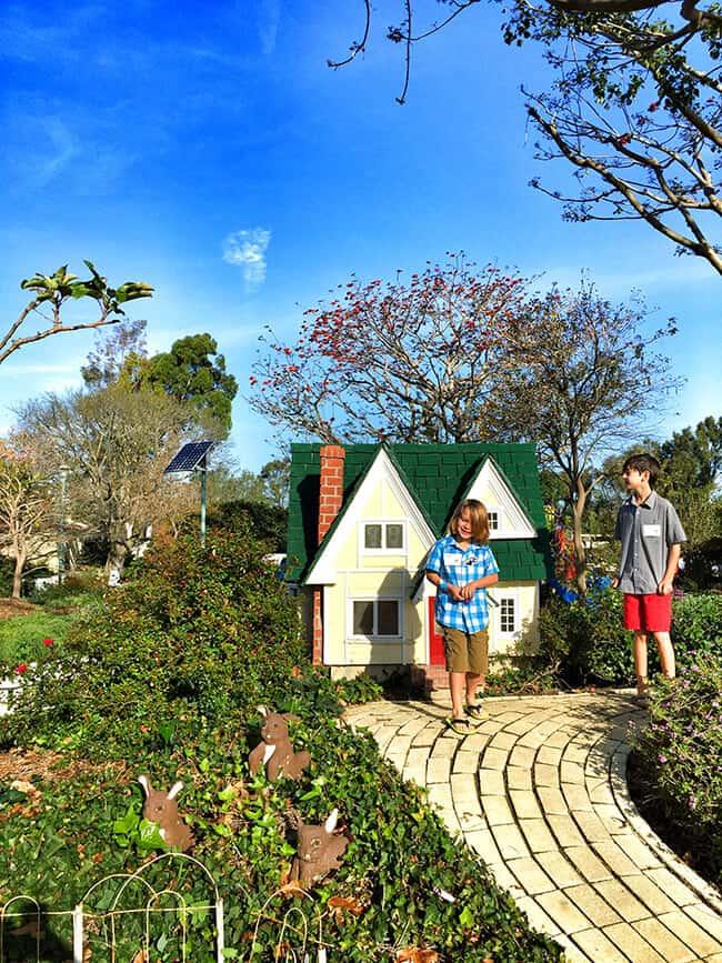 Genial Childrens Garden In South Coast Botanic Garden