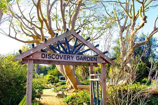 Discovery Garden at South Coast Botanic Garden