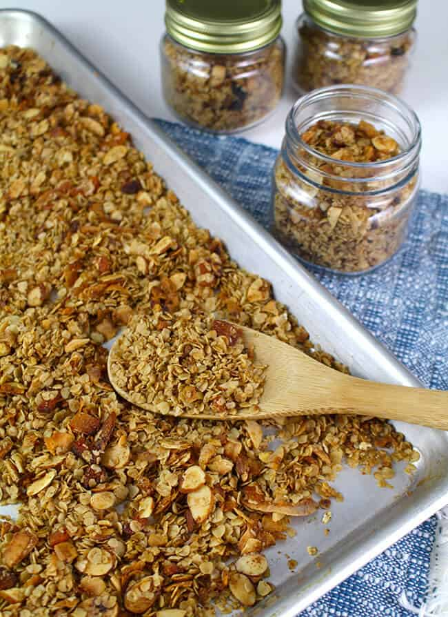 Easy DIY Granola