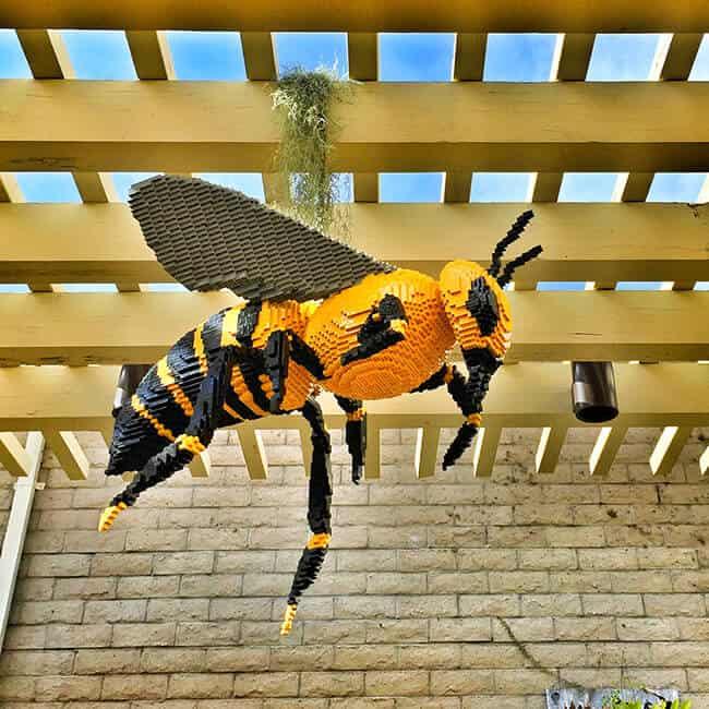 Lego Bumble Bee