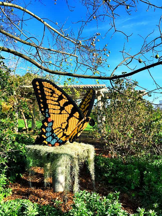 Lego Butterfly