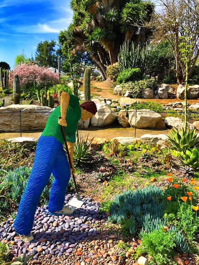 Lego Gardener