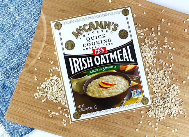 McCanns Irish Oatmeal Quick Cooking
