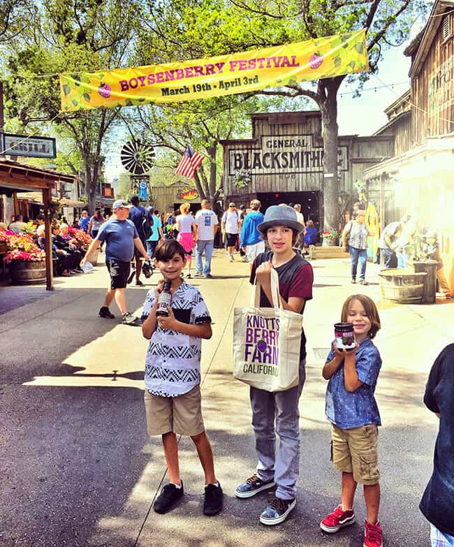 The Best Boysenberry Festival Ever