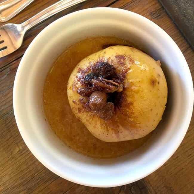 ALDI Baked Apple recipe