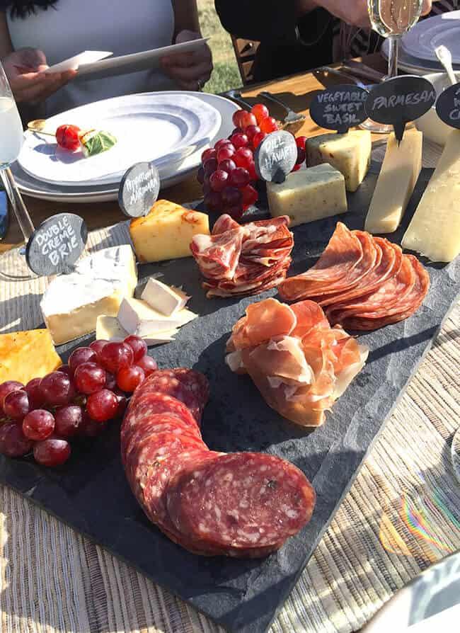 ALDI Cheese Platter