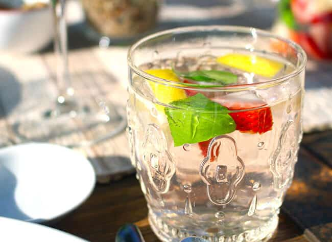 ALDI Fruit Infused Water
