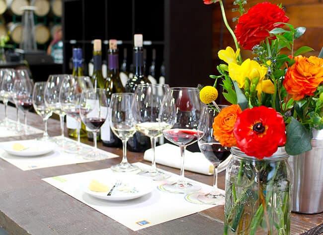 ALDI Wine Tasting Event