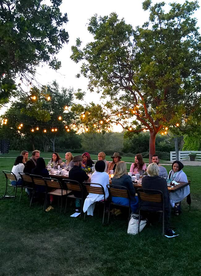 Bridlewood Estates Winery ALDI Dinner Party