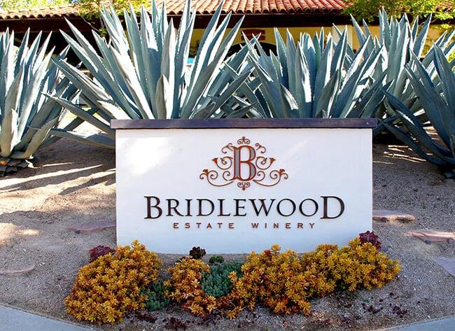 Bridlewood Winery in San Ynez