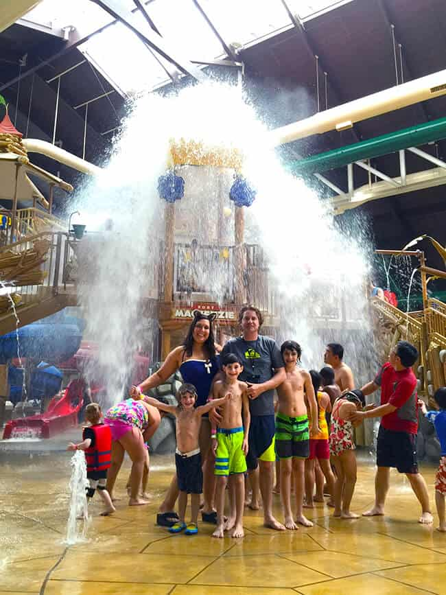 Fun Water Parks in Southern California