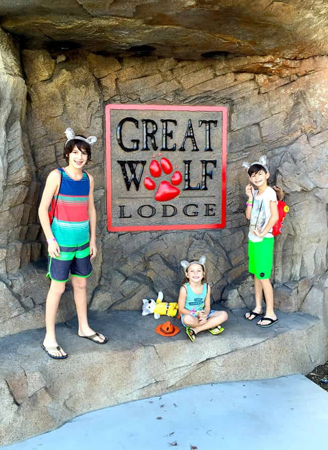 Great Wolf Lodge Rock