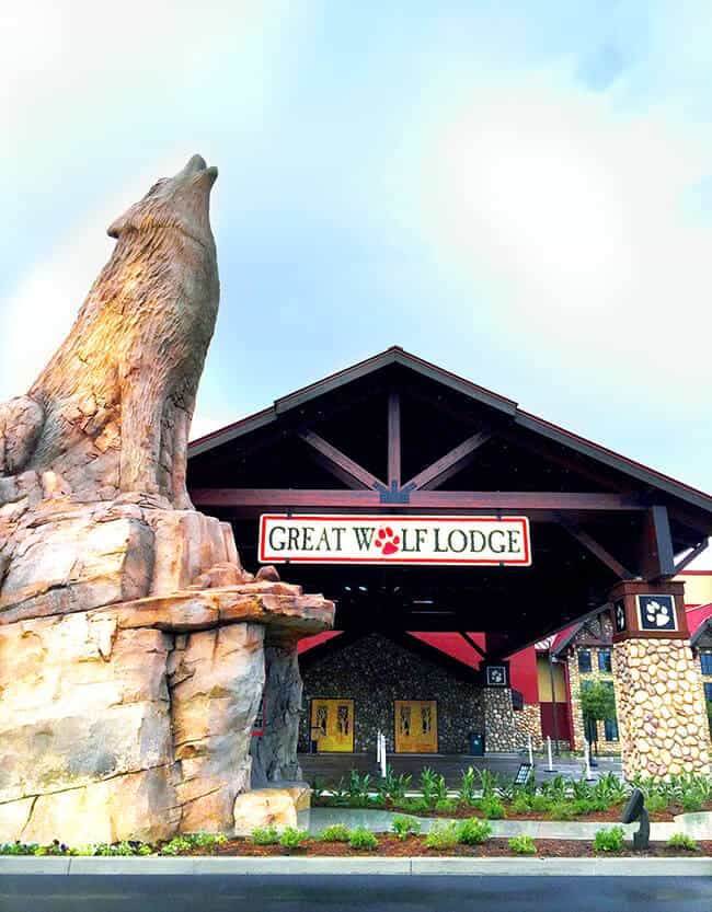 Great Wolf Lodge Southern California review