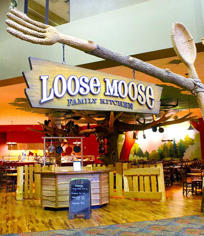 Loose Moose Kitchen