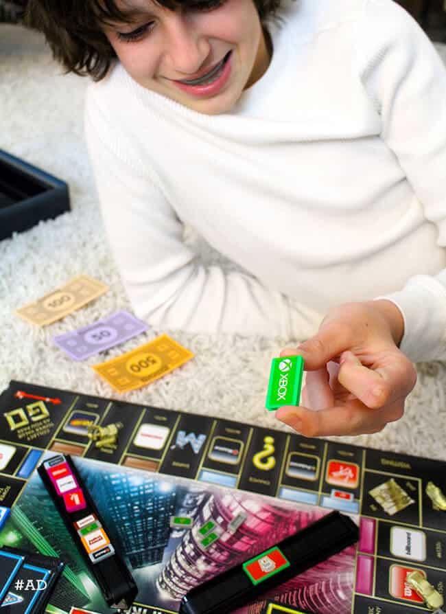 Monopoly Empire Fun Family Game