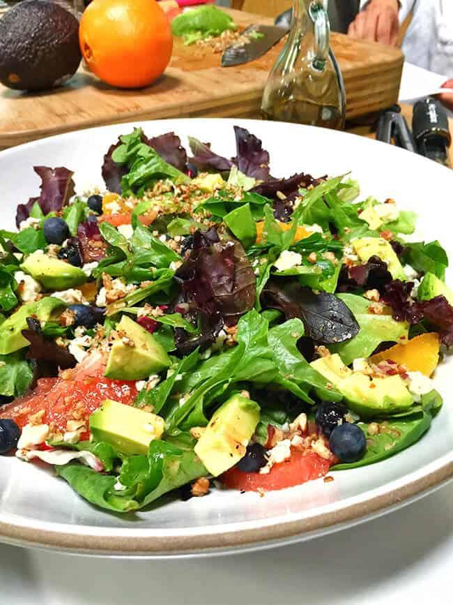 Summery Grapefruit Salad from ALDI Recipe