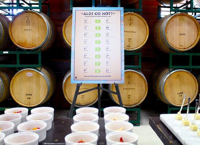 The ALDI Taste Comparison Test