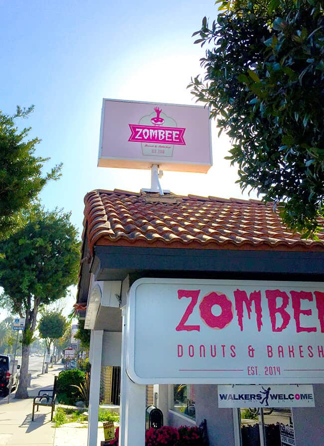 Where to go for Donuts in Orange County