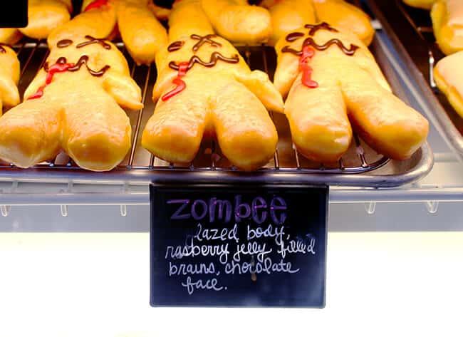 Zombee Donut
