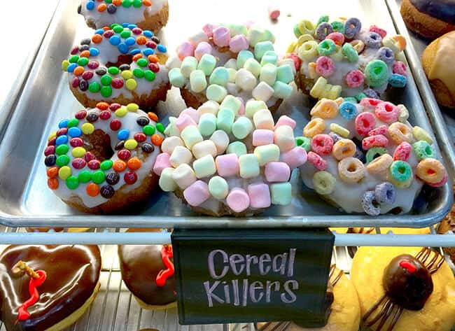 Zombee Donuts Cereal Killers