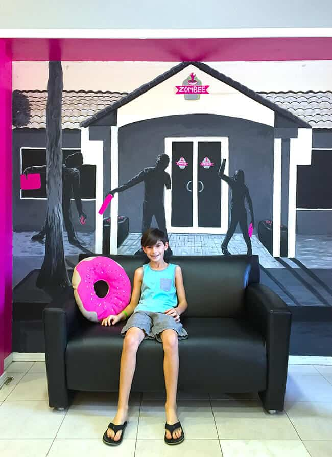 Zombee Donuts review
