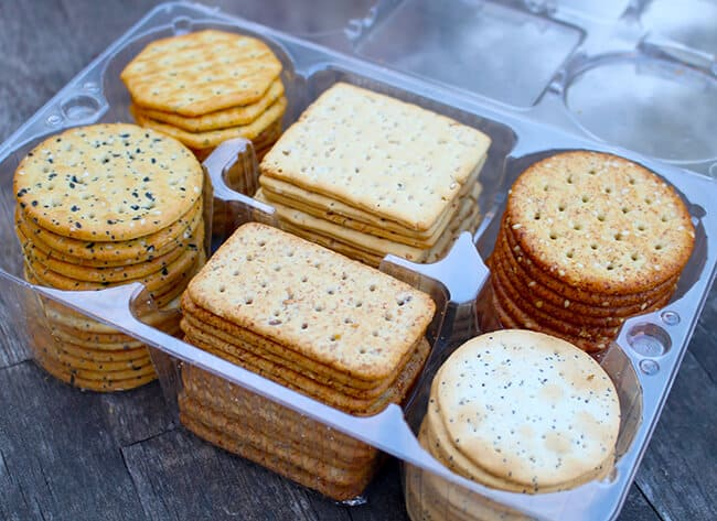 ALDI Assorted Crackers