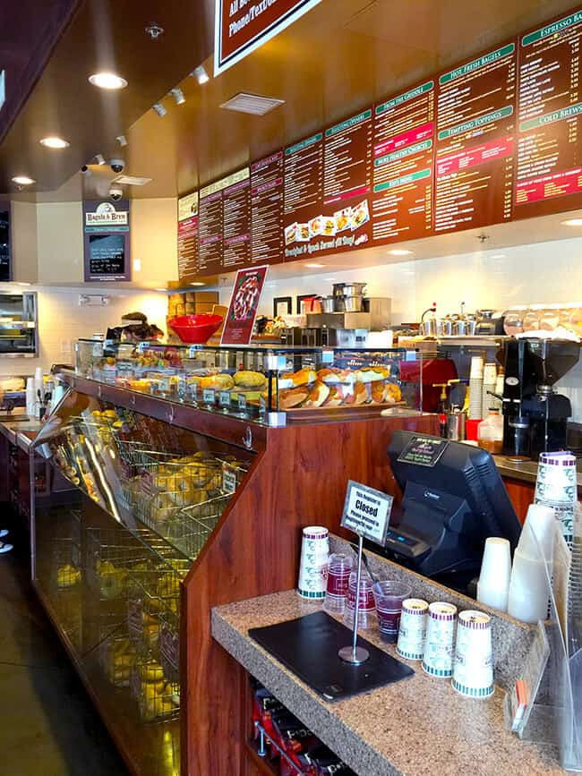 Bagels and Brew in Aliso Viejo