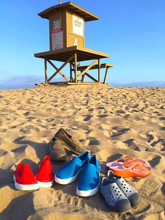 Best Beach Shoes