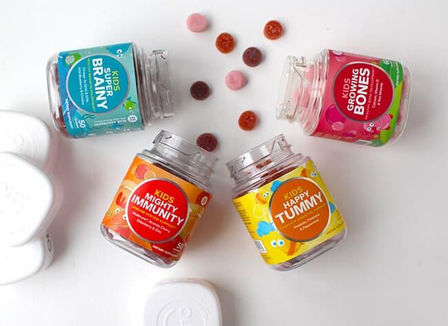 Gummy Vitamins for Kids