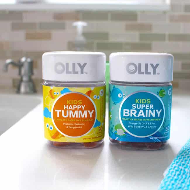 Happy Tummy Vitamins