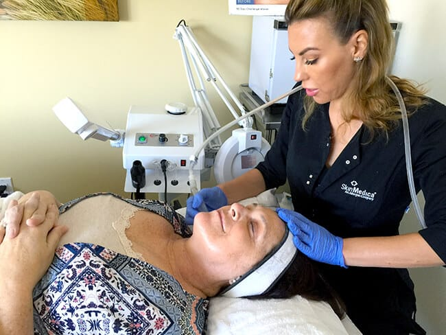 Mother Daughter Facials in Orange County
