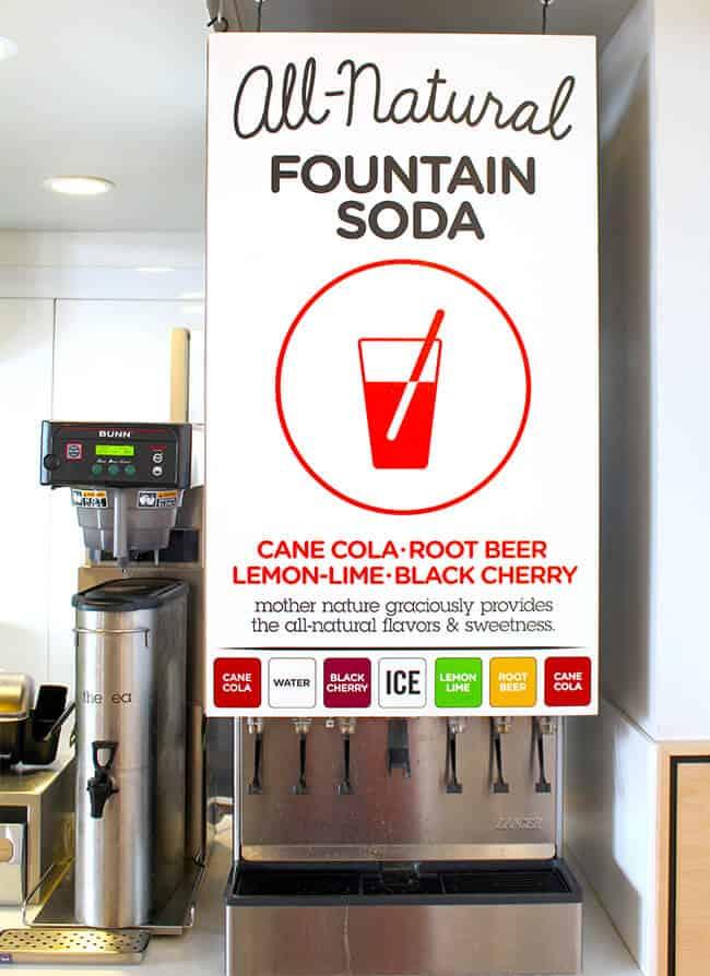 The Melt All-Natural Soda