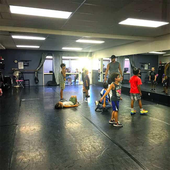 Anaheim Hills Dance Class for Boys
