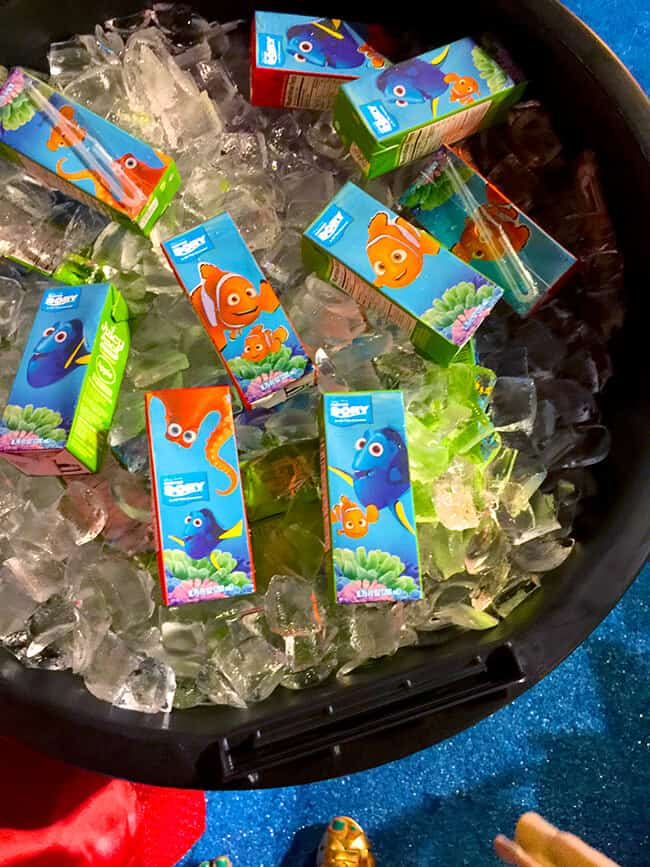 Finding Dory Juice Boxes by Juicy Juice