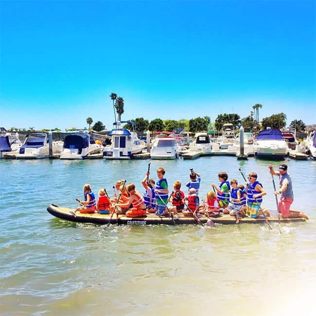Pirate Coast Paddle