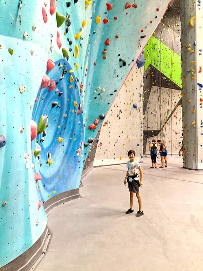 Sender One Climbing Center